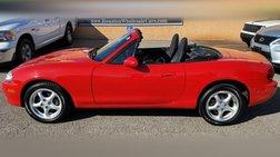 2001 Mazda MX-5 Miata LS