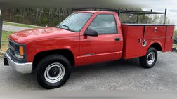 2000 Chevrolet C/K 2500 Reg. Cab 2WD