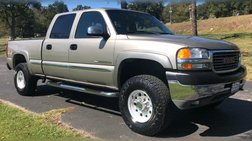 2001 GMC Sierra 2500HD SLT