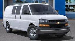 2021 Chevrolet Express Cargo Van 2500