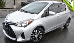 2015 Toyota Yaris 5dr Liftback Auto L (Natl)