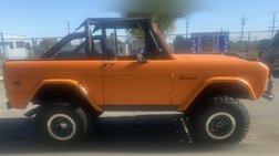 1968 Ford Bronco modified