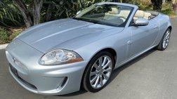 2010 Jaguar XK Base