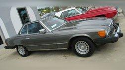1980 Mercedes-Benz SL-Class 1980 MERCEDES-BENZ 450 SL 74K MILES