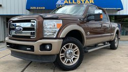 2011 Ford F-250 King Ranch Crew Cab 4WD