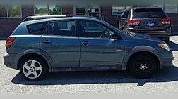 2007 Pontiac Vibe Base