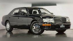 1997 Lexus LS 400 LS 400