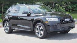 2020 Audi Q5 2.0T quattro Titanium Premium