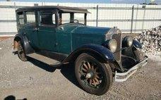 1928 Buick 1928 BUICK STANDARD 4 DOOR SEDAN