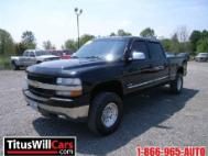 2001 Chevrolet Silverado 2500 H/D