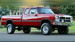 1992 Dodge RAM 250 LE