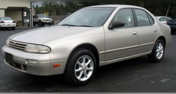 1997 Nissan Altima XE