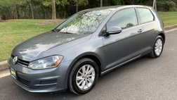 2015 Volkswagen Golf Launch Edition