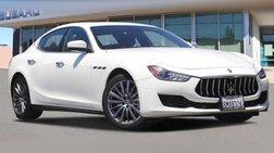 2020 Maserati Ghibli Base