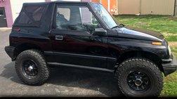 1994 Geo Tracker Convertible 4WD