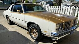 1979 Oldsmobile Cutlass hurst