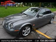 2005 Jaguar S-Type R Base