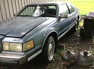 1984 Lincoln Mark VII
