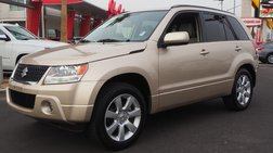 2012 Suzuki Grand Vitara Limited