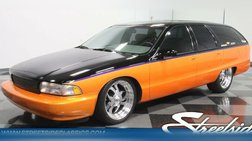 1992 Chevrolet Caprice Base