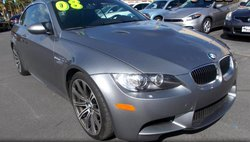 2008 BMW M3 Base