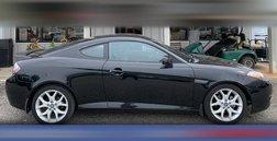 2008 Hyundai Tiburon GT Limited