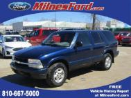 1998 Chevrolet Blazer Base