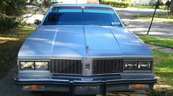 1984 Oldsmobile Delta Eighty-Eight Royale Brougham
