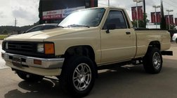 1987 Toyota Pickup Base