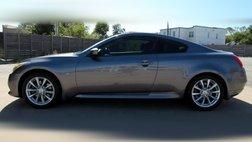 2014 Infiniti Q60 Coupe Coupe Sport 6MT