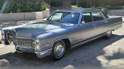 1966 Cadillac Brougham 1966 Cadillac Fleetwood 60 Special Brougham