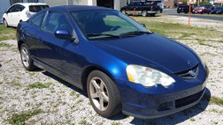 2002 Acura RSX w/Leather