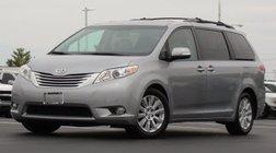 2014 Toyota Sienna XLE 7 Passenger
