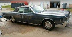 1966 Lincoln Continental 1966 LINCOLN CONTINENTAL CONVERTIBLE 60K ORIGINAL MILES