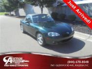 2002 Mazda MX-5 Miata Base