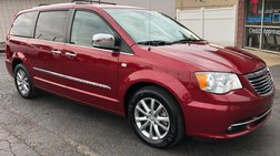 2014 Chrysler Town and Country 30th Anniversary