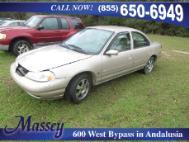 1999 Mercury Mystique LS