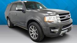 2016 Ford Expedition Platinum