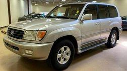 2000 Toyota Land Cruiser Base