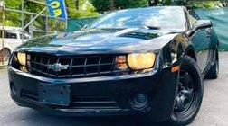 2012 Chevrolet Camaro LS