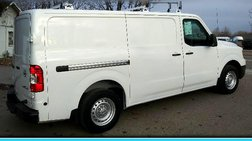 2016 Nissan NV Cargo 1500 SV