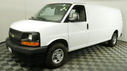 2017 Chevrolet Express Cargo Van 2500