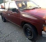 1989 Nissan Truck Base