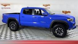 2020 Toyota Tacoma DBL CB 4WD V6 TRD MT