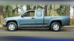 2006 Chevrolet Colorado LS Extended Cab 3.5L Automatic Newer Tires