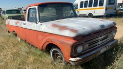 1962 Ford F-100