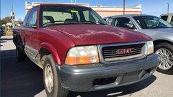 1995 GMC Sonoma SLS