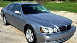 1999 Infiniti Q45 Luxury Performance