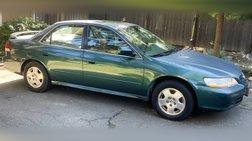 2002 Honda Accord EX V-6