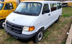 2001 Dodge Ram Van 3500 LWB